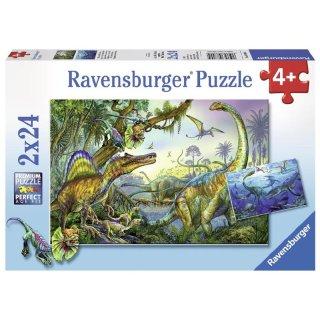 Ravensburger Puzzle Giganten der Urzeit