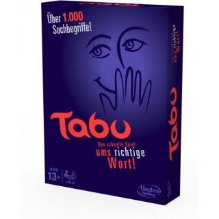 Asmodee HASD0005 Tabu