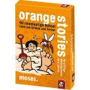 moses black stories Junior - orange stories - 50...