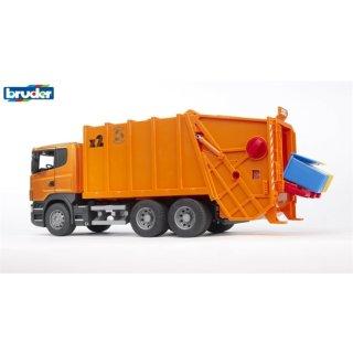 Bruder 03560 Scania R-Serie Müll-LKW