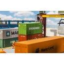 FALLER (180821) 20 Container EVERGREEN