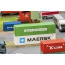 FALLER (180846) 40 Hi-Cube Container EVERGREEN