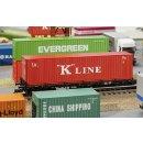 FALLER (180848) 40 Hi-Cube Container K-LINE
