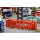 FALLER (180849) 40 Hi-Cube Container HYUNDAI
