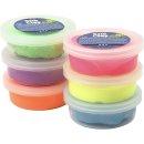 Seidenknete Neon-Set, Silk Clay®