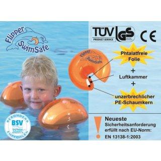 FLIPPER SWIM SAFE SCHWIMMHILFE TÜV/GS