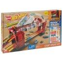 MATTEL Hot Wheels DWW97 Track Builder Bridge Stunt Kit