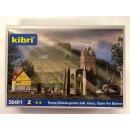 KIBRI 36401 - Z Ruine Klostergart inkl.Haus