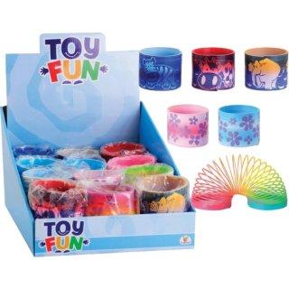 Toy Fun Treppenspirale Kunststoff