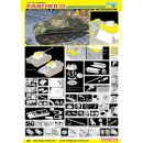 DRAGON (6897) 1:35 Panther Ausf.G Late Prod