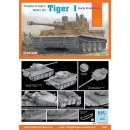 DRAGON (7482) 1:72 Tiger I Early Production