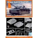 DRAGON (7561) 1:72 Sturmhaubitze 42 Ausf.E/