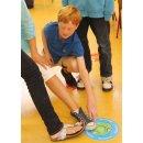 Springspiel, ein pädagogisches Lernspiel