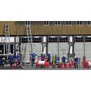 Busch 1076 - Feuerwehr-Zubehör-Set H0