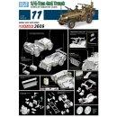 DRAGON 500773609 1:35 IDF 1/4-Ton 4x4 Truck w/MG34