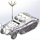 DRAGON (500776571) 1:35 Sd.Kfz.252 Leichter Bef.