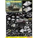 DRAGON (500776870) 1:35 IJA Type 97 Medium Tank