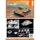 DRAGON (500777564) 1:72 Panzerkampfwagen T-34/85