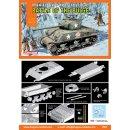 DRAGON 500777567 1:72 M4A3(76)W VVSS Sherman