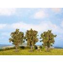 NOCH ( 25513 ) Apfelbäume, 3 Stück, 4,5 cm hoch...