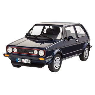 REVELL 05694 - 35 Years VW Golf GTI Pirelli 1:24