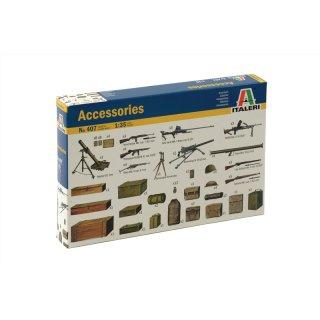 ITALERI (0407) 1:35 Accessories