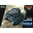 MENG-Model WWT-005 Panzer III
