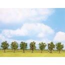 NOCH ( 25090 ) Obstbäume, grün, 7 Stück,...