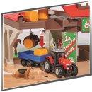 Majorette 212050009 - Creatix Big Farm + 5 vehicles