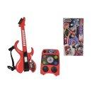 Simba - 106834251 - MMW Disco Gitarre mit Verstärker