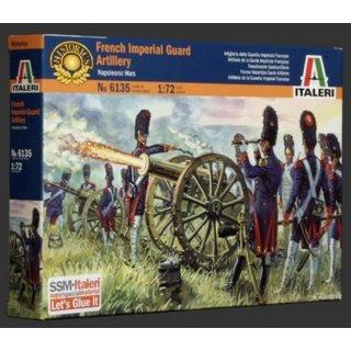 ITALERI (6135) 1:72 Kaiserliche Garde-Artill
