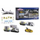 Majorette 212057720 - Big Airport Lufthansa Theme Set