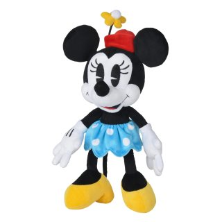Simba - 6315875978 - Disney Minnie Retro, 25cm