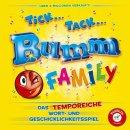 PIATNIK 605376 - Tick-Tack-Bumm Family