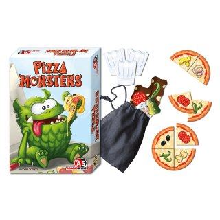 Abacus Spiele 041828  Pizza Monsters