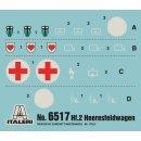 ITALERI (6517) 1:35 Hf.2 Schwerer Heeresfeld