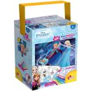 Lisciani (065271) Puzzle Frozen Box Maxi 108 Teile