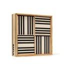 KAPLA (005201) Kapla Black & White, 100 Teile
