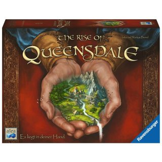Ravensburger Alea - 26903 The Rise of Queensdale