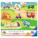 Ravensburger My first wooden puzzle 10 T. - 03684...