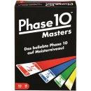 Mattel  (62625210) Phase 10 Masters Kartenspiel (D)