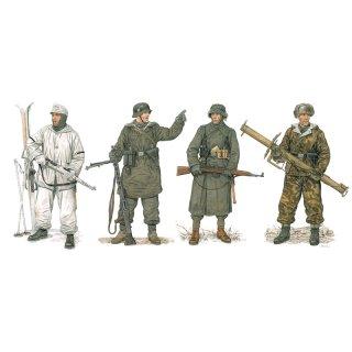 DRAGON - 1:35 Winter Deutsche Infanterie