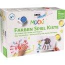 MUCKI  29101 FarbenSpielKiste Wir malen mit Händen...