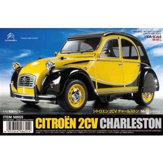 Tamiya (300058655) 1:10 RC Citroen 2CV Charleston M-05