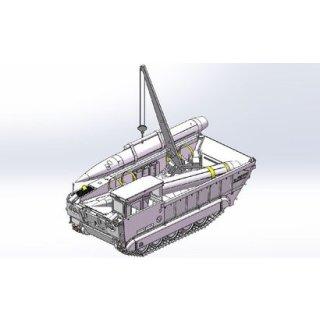 DRAGON 500773607 1:35 M688 Lance Loader-Transporter