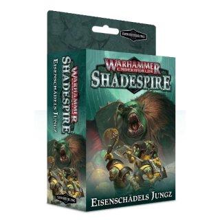 Orruks (110-03-04) WH Underworlds: Shadespire – Eisenschädels Jungz (DEU)