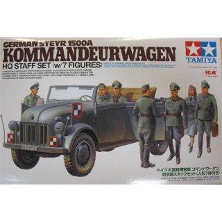 1:35 Dt.Steyr 1500A Kommandeurwagen