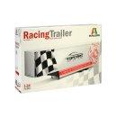 ITALERI (510003936) 1:24 Racing Trailer
