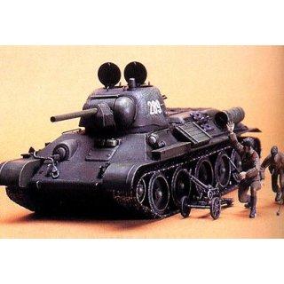 Tamiya 3514 1:35 WWII Rus. KPz. T34/76 Ch