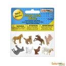 Safari S100107 Farm Glücksminis Fun Pack 8 Figuren